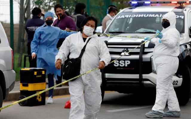 Suman 103 mil 354 homicidios dolosos en lo que va del sexenio - homicidios México asesinatos