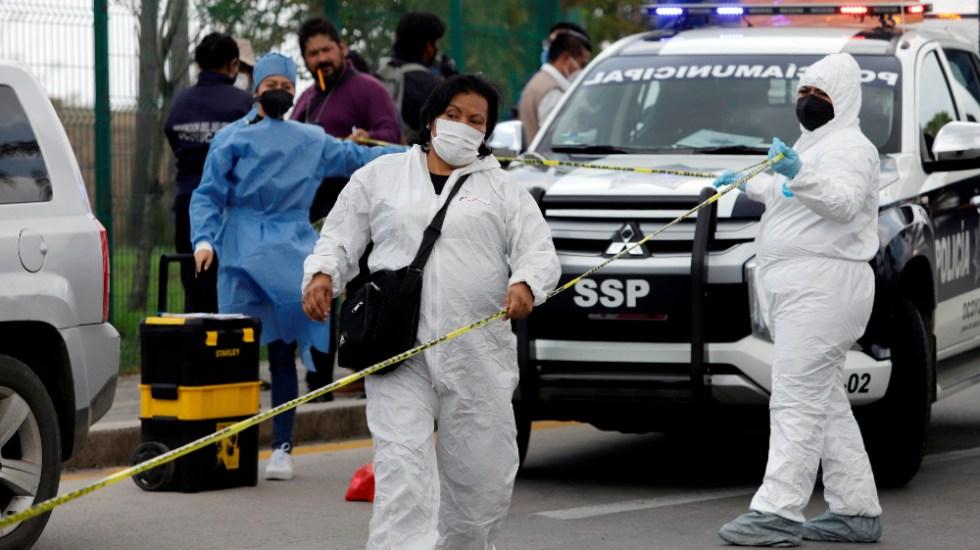 Presume SSPC disminución de 3.9% en homicidios dolosos; feminicidios aumentan 8% - homicidios México asesinatos