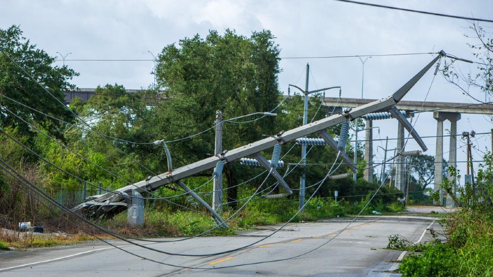 Casi un millón de clientes todavía sin luz por Ida en Nueva Orleans - Ida afectaciones luz EEUU Luisiana