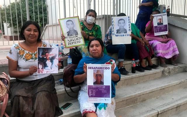 Identifican restos de cinco indígenas yaquis desaparecidos en Sonora - Indígenas yaquis desaparecidos