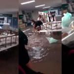 #Video Inundación en IMSS de Tula, Hidalgo, deja diez pacientes muertos