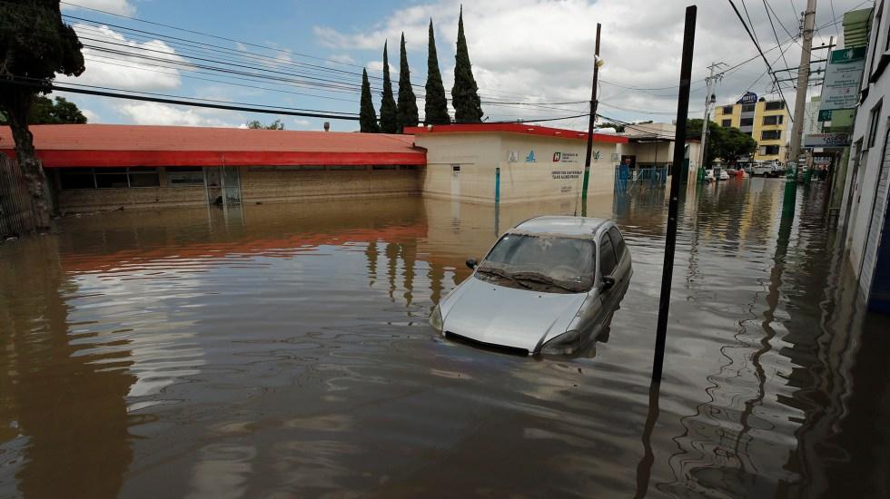 Papa Francisco lamenta inundaciones en México y pide por víctimas y familiares - Inundaciones en Tula, Hidalgo