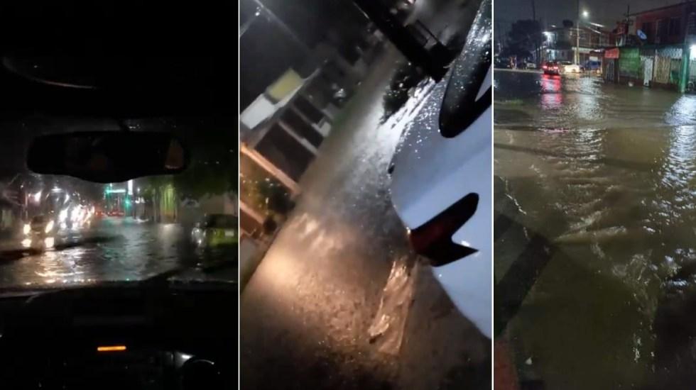 Fuertes lluvias provocan afectaciones e inundaciones en Villahermosa - Inundaciones tabasco Villahermosa