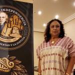 Descarta SRE que Isabel Arvide cometiera falta por dedicar arenga a AMLO