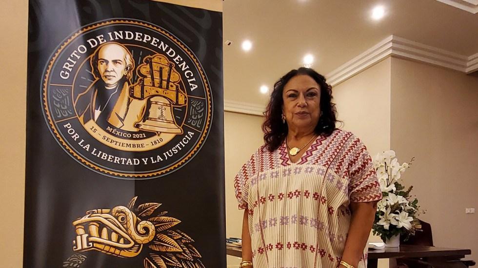 Descarta SRE que Isabel Arvide cometiera falta por dedicar arenga a AMLO - Isabel Arvide