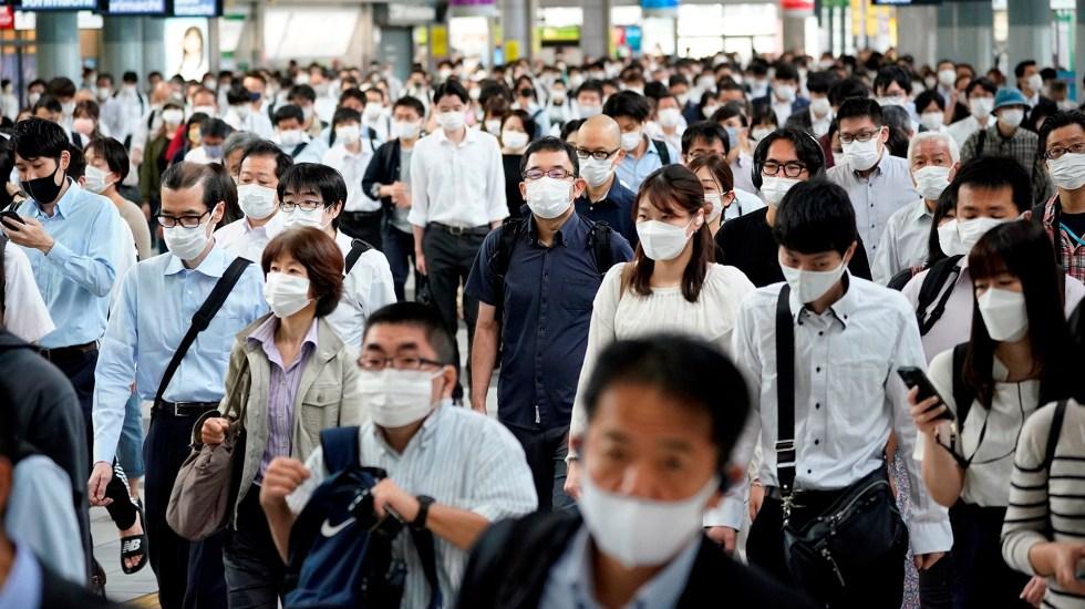 Japón prevé levantar la emergencia sanitaria por COVID-19 esta semana - Japón durante pandemia de COVID-19