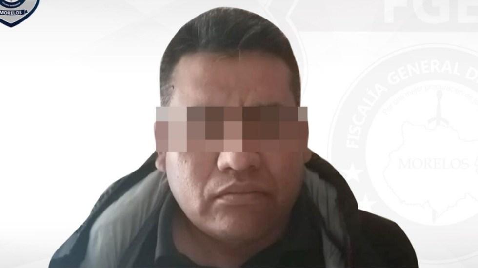 Detienen a presunto implicado en asesinato de activista Samir Flores - Javier N Samir Flores Soberanes Morelos