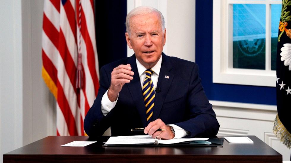 Biden propone reducir emisiones globales de metano en 30% para 2030 - Joe Biden