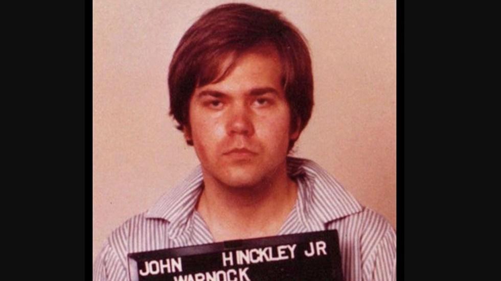 Hombre que trató de matar a Reagan quedará libre sin restricciones en 2022 - Hombre que trató de matar a Reagan quedará libre sin restricciones en 2022. Foto de Wikipedia