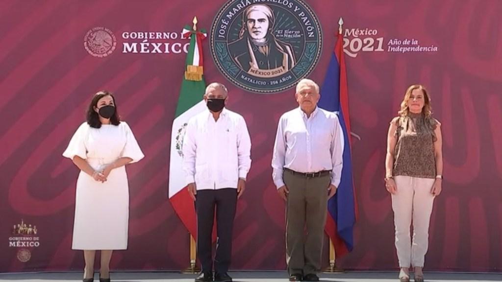 Ha concluido la pesadilla del neoliberalismo, asegura López Obrador - Ha concluido la pesadilla del neoliberalismo, asegura López Obrador. Foto tomada de video