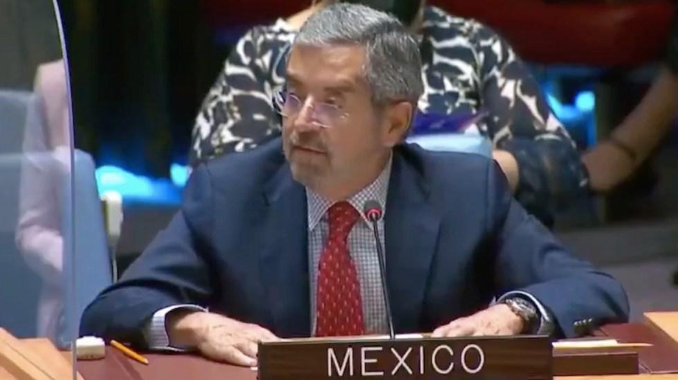 México propone esclarecimiento de uso de armas químicas en Siria - México propone esclarecimiento de uso de armas químicas en Siria. Foto tomada de video
