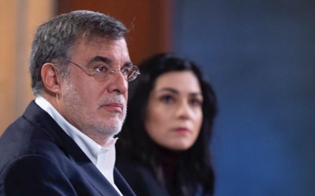 Scherer: No tengo más que gratitud infinita para mi jefe el presidente - Julio Scherer