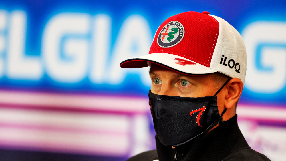 Raikkonen anuncia su retiro de la F1 cuando acabe esta temporada - Kimi Raikkonen