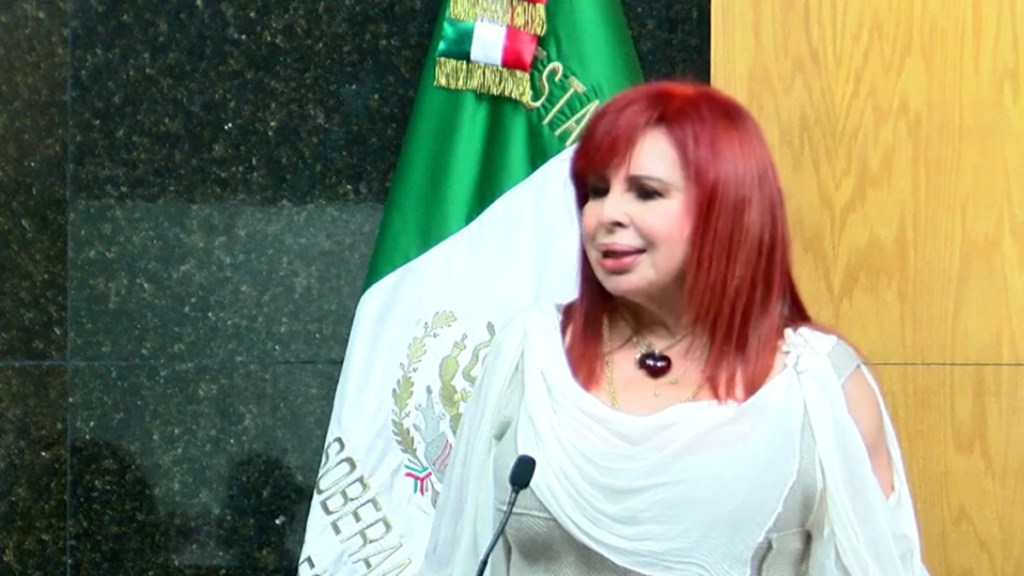 Layda Sansores rinde protesta como nueva gobernadora de Campeche - Layda Sansores