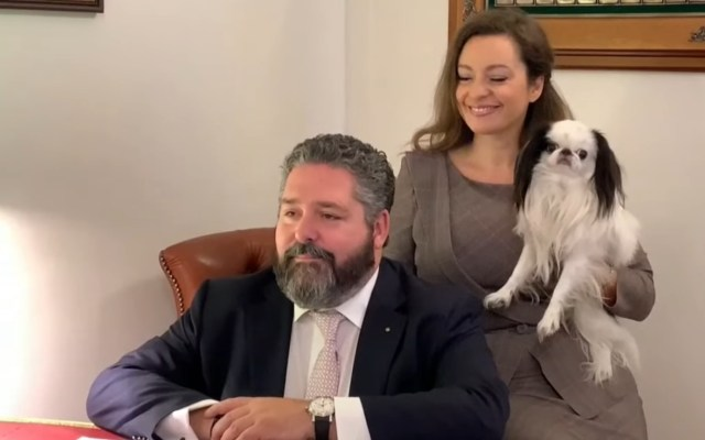 El heredero de los zares dice que su boda es un puente entre Rusia y Europa