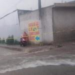 #Videos Alerta por fuertes lluvias en el Valle de México; en Ecatepec, un muerto