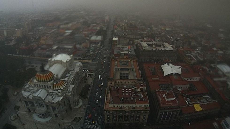 Fuertes lluvias en el Valle de México provocan afectaciones - Lluvias Ciudad de México Norte