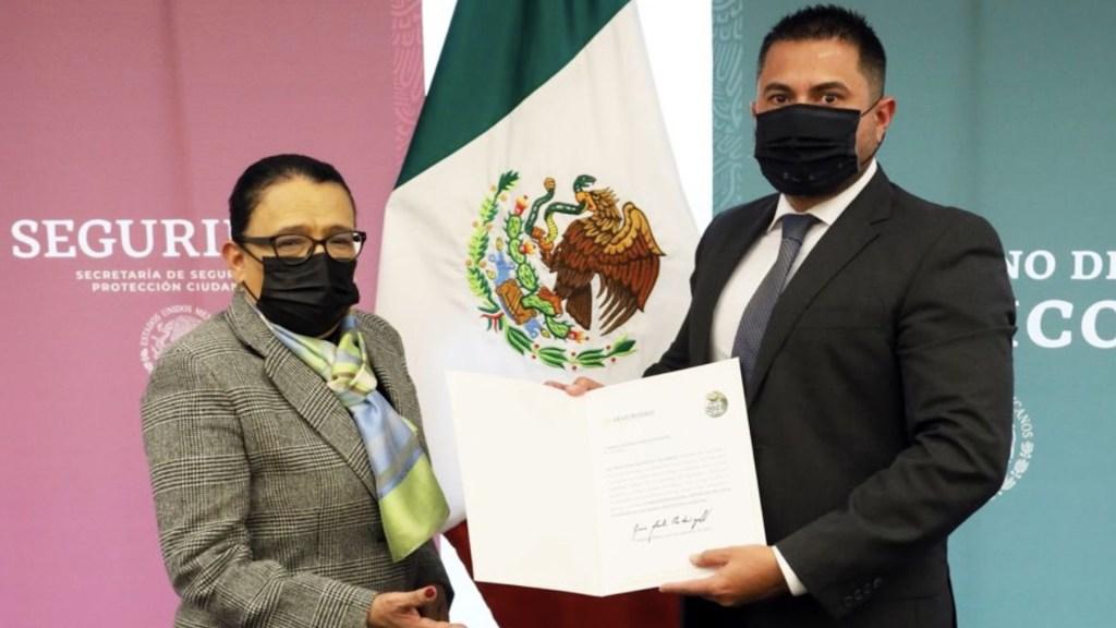 Nombran nuevo titular de la Coordinación Nacional Antisecuestros - Marco Antonio Vargas, nuevo titular de la Coordinación Nacional Antisecuestros. Foto de Secretaría de Seguridad Ciudadana
