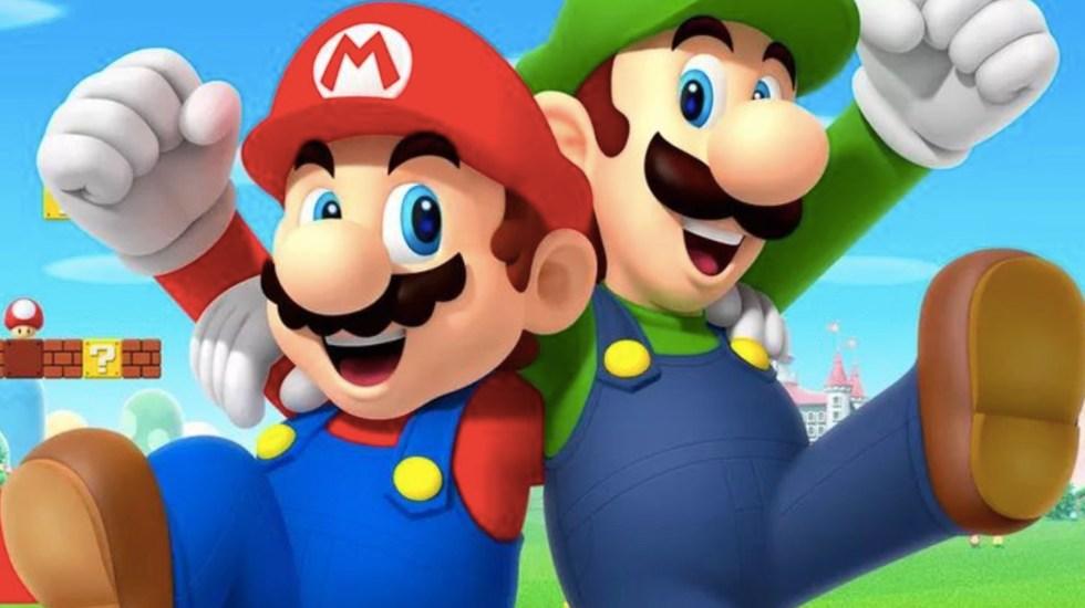 'Super Mario Bros' tendrá película animada en 2022 - 'Super Mario Bros' tendrá película animada en 2022. Foto de @DiscussingFilm