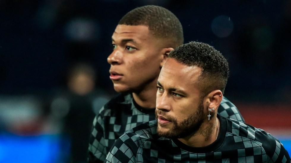 """Entre grandes siempre pasan cosas"": Pochettino sobre roce Neymar-Mbappé - Mbappé Neymar PSG"