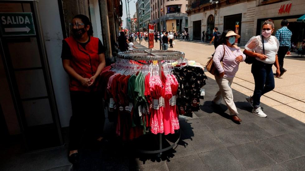 Ramírez de la O estima que recuperación económica de México se consolidará en 2022 - México covid coronavirus CDMX recuperación