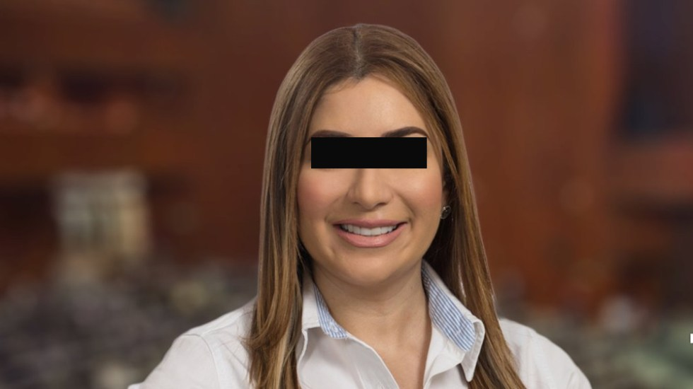 Detienen a exdiputada del PRD acusada de asesinar a su esposo - Norma Azucena Rodríguez exdiputada