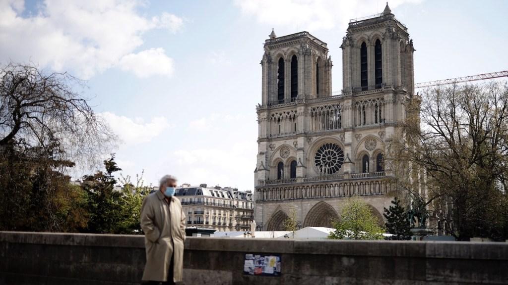 Inicia restauración de templo en Notre-Dame - Inicia Inicia restauración de templo en Notre-Dame. Foto de EFE de templo en Notre Dame. Foto de EFE
