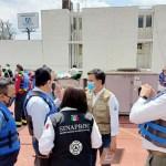 #Video Confirma el gobernador Omar Fayad diez muertos en IMSS de Tula por inundaciones