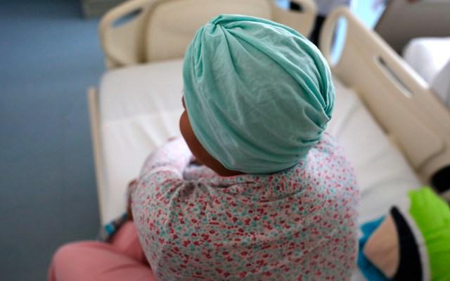 Una de cada cinco personas será diagnosticada de cáncer en su vida - Paciente de cáncer en México. Foto de EFE / Archivo