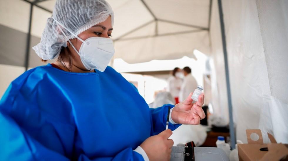 Paraguay no registra ninguna muerte por COVID-19, por vez primera en año y medio - Paraguay vacunación COVID