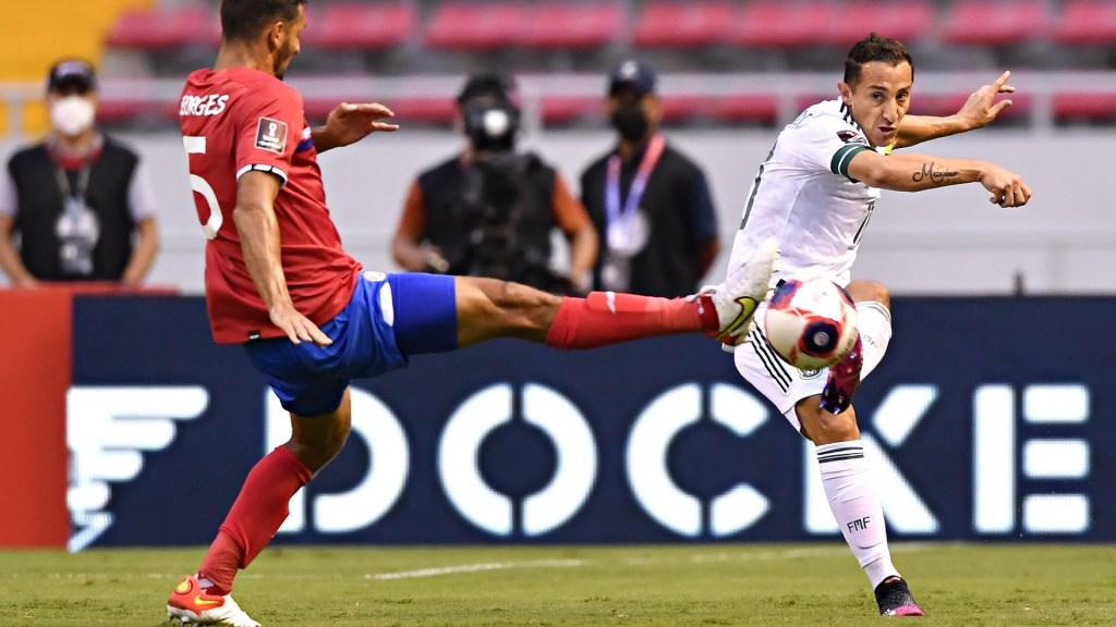 México logra su segunda victoria rumbo a Qatar 2022 - México Partido Selección Mexicana Costa Rica