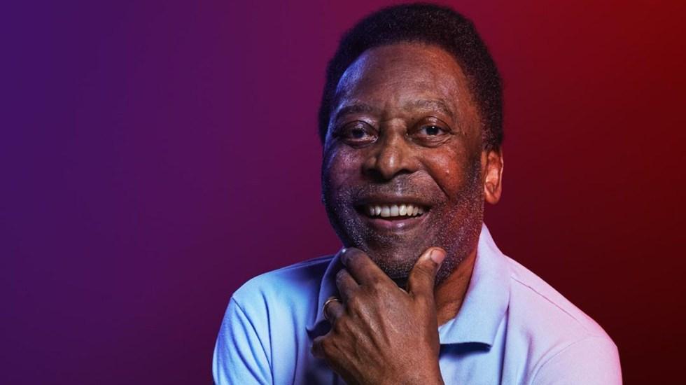 """Extirpan a Pelé tumor en el colon; afirma sentirse """"muy bien"""" - Pelé. Foto de @pele"""