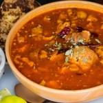 El menú que recomienda el IMSS durante las Fiestas Patrias