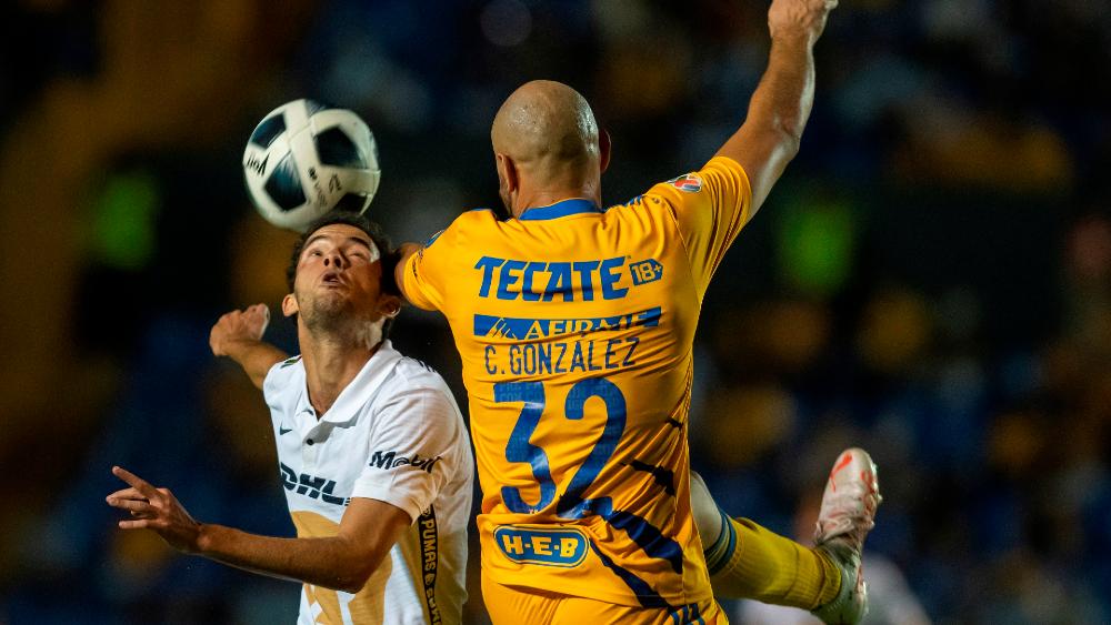 Pumas empata con Tigres y acumula cuatro juegos sin ganar - Pumas Tigres