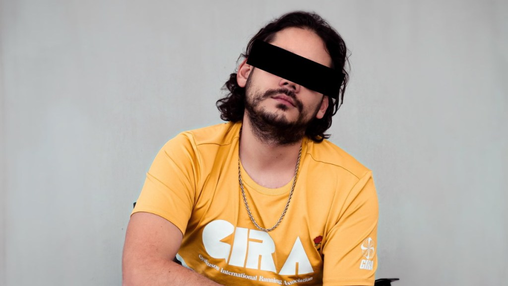 Aclara FGJ capitalina que 'Rix' no fue exonerado; quedó registrado como agresor sexual - Foto de Twitter