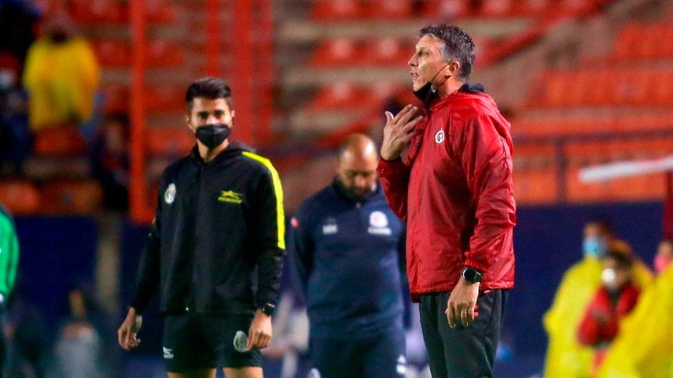 Xolos de Tijuana despide el entrenador Robert Dante Siboldi - Robert Dante Siboldi Xolos