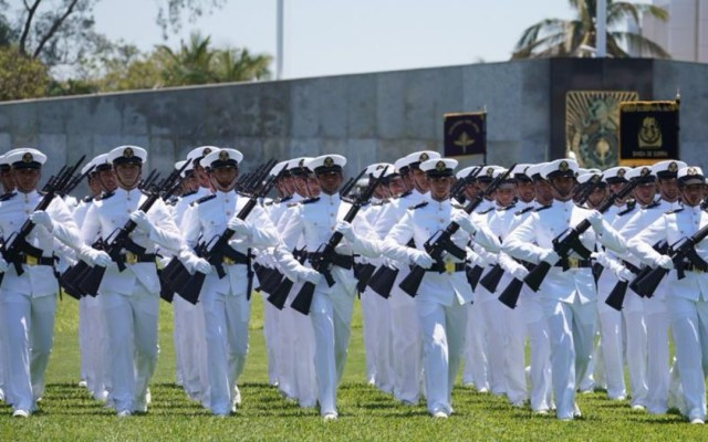 Senadores de EE.UU. urgen a suspender exportación de armas a Semar y policías mexicanas - Semar Secretaría de Marina Armada de México