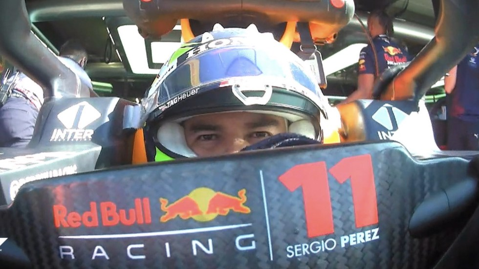 'Checo' Pérez  saldrá del puesto 16 en el GP de Países Bajos - 'Checo' Pérez saldrá del puesto 16 en el GP de Países Bajos. Foto de F1