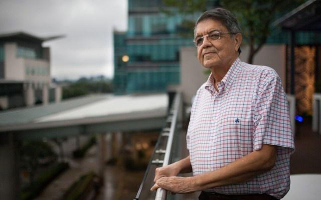 Orden de aprehensión esconde condena de privarme de Nicaragua: Sergio Ramírez - Sergio Ramírez desde Costa Rica