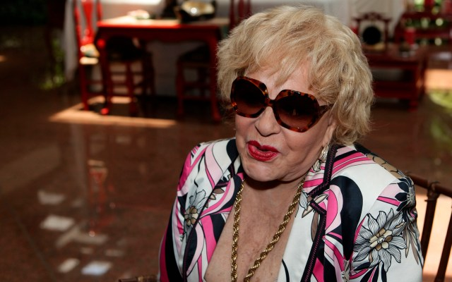 Silvia Pinal, la diva del cine mexicano, cumple 91 años - Silvia Pinal