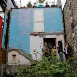 Cuatro años después del terremoto la capital de México avanza con cautela - Sismo daños Ciudad de México casa vivienda