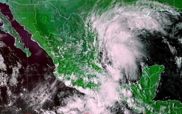 Alerta en Tamaulipas por 'Nicholas'; podría bordear las costas como huracán - SMN Conagua Tamaulipas Nicholas