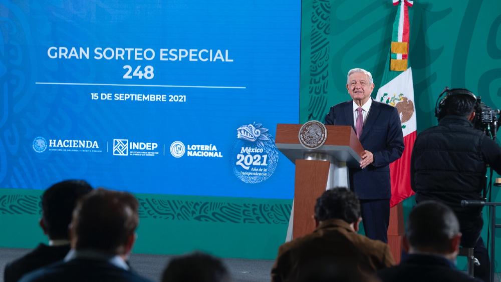 Premios para atletas de Tokio 2020 saldrá del sorteo de Lotenal del 15 de septiembre - Sorteo 248 Lotenal AMLO López Obrador