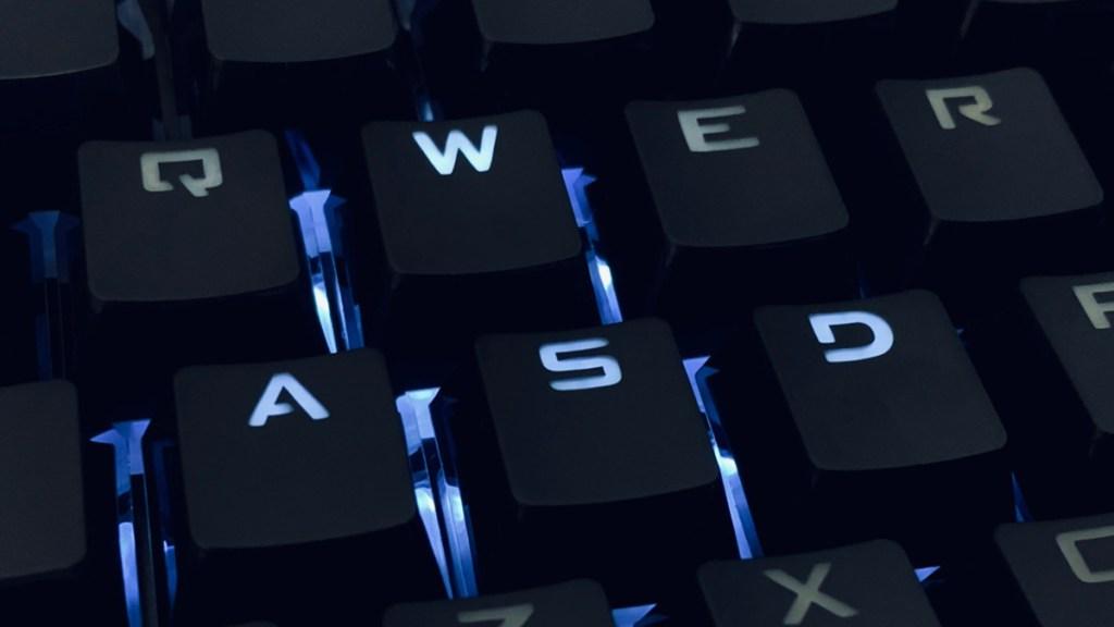 Ransomware, el mayor desafío para las empresas - Teclado de computadora ransomware
