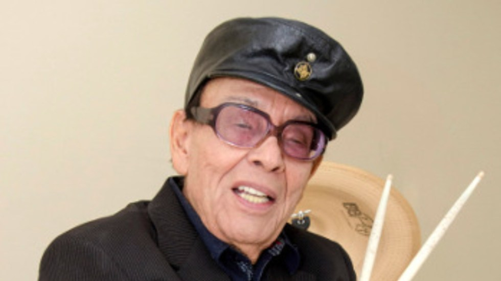 Mundo de la cultura dice adiós a Tino Contreras, leyenda mexicana del jazz - Tino Contreras