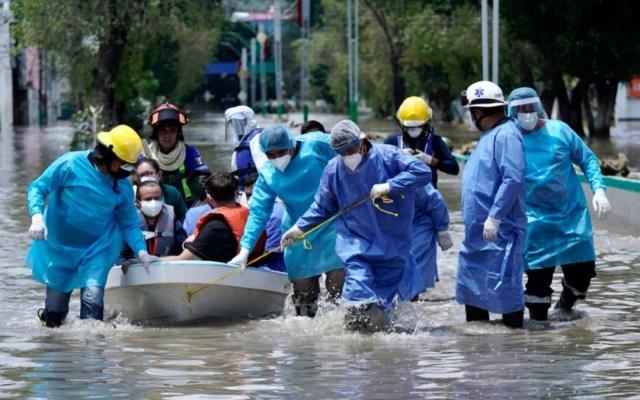 Ningún funcionario del IMSS fue advertido del desbordamiento del río Tula: Zoé Robledo - hospital Tula Hidalgo traslado pacientes IMSS