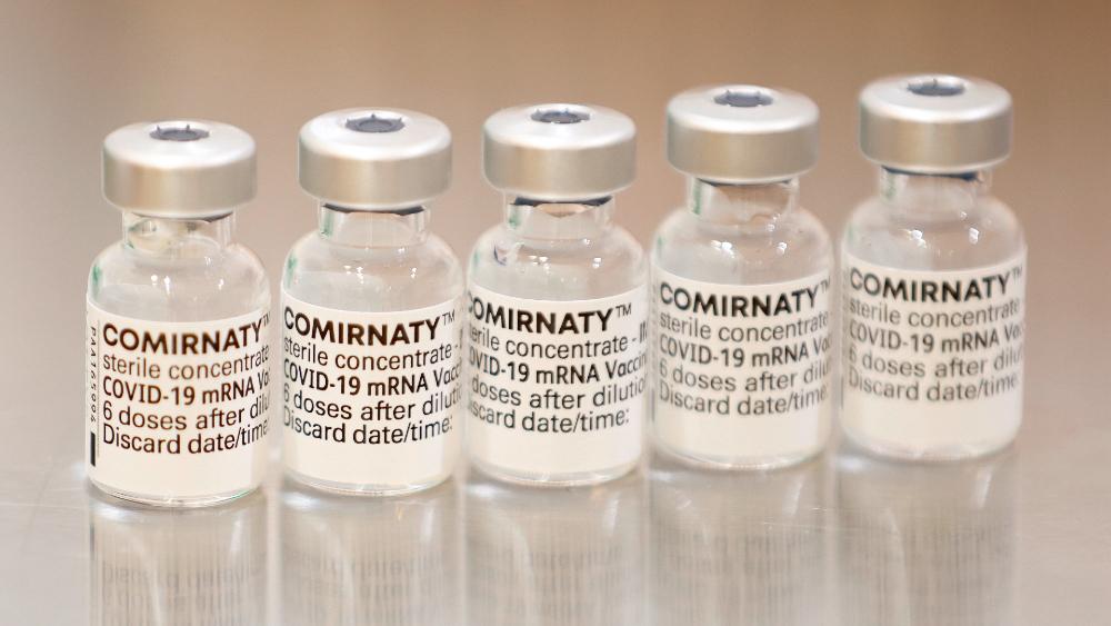 Pfizer entrega a EE.UU. datos iniciales sobre vacuna anticovid en niños - vacuna anticovid Pfizer