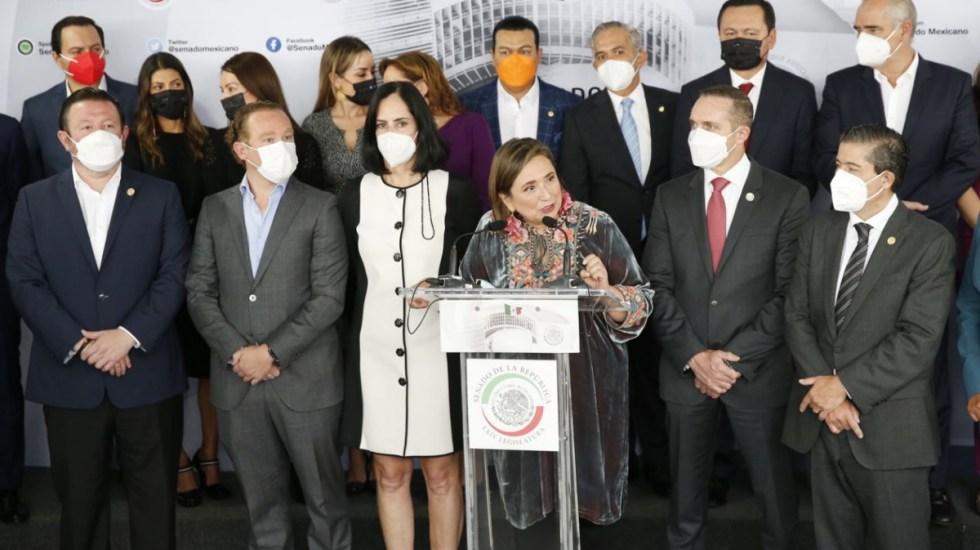 Revienta Xóchitl Gálvez contra Hugo López-Gatell; 'es un pendejo' - Xóchitl Gálvez llamó 'pendejo' al subsecretario López-Gatell.