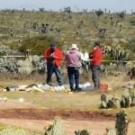 Localizan nueve cuerpos con signos de tortura en Zacatecas