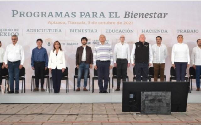 Portazo en Puebla, porque la gente 'ya quiere vernos': López Obrador - AMLO Andrés mANUEL López Obrador México presidente apizaco tlaxcala